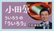 小田原-ういろうの「ういろう」