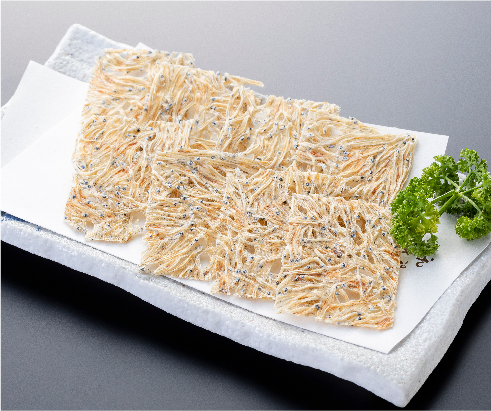 Dried Sardine Sheet